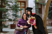 20140323 My Daughter's University Ceremony