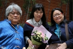 20151121 My daughter's  university ceremony (Master of Medical Sciences) THE UNIVERSITY OF HONG KONG 194th CONGREGATION AND PRIZE PRESENTATION CEREMONY LI KA SHING FACULTY OF MEDICINE