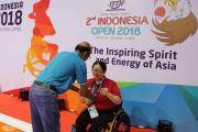 20180701-03 2018 PTT 2nd Indonesia Open, Jakarta Indonesia
